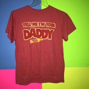 Sugar Daddy Mens Small Tshirt by SAVVY